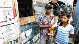 """Bereit, eine Niere zu verkaufen: Familienvater """"Eddieboy"""" aus Manila. (© arte/Associated Producers Ltd.)"""