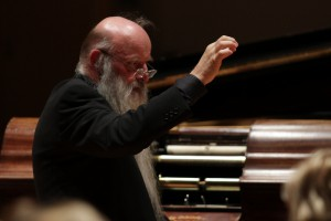 Rex Lawson ist der Experte in Sachen Pianola. Foto: Petra Coddington