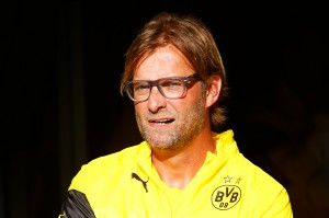 BVB-Trainer Jürgen Klopp am 9. August 2014 (©Foto: Tim.Reckmann/Wikipedia - Lizenz: http://creativecommons.org/licenses/by-sa/3.0/)