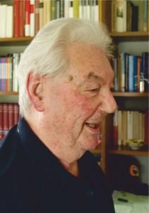 Rudolf Schlabach (Foto: © Geest Verlag)