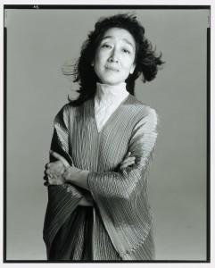 Ein Leben lang mit Mozart vertraut: Mitsuko Uchida. Foto: Richard Avedon
