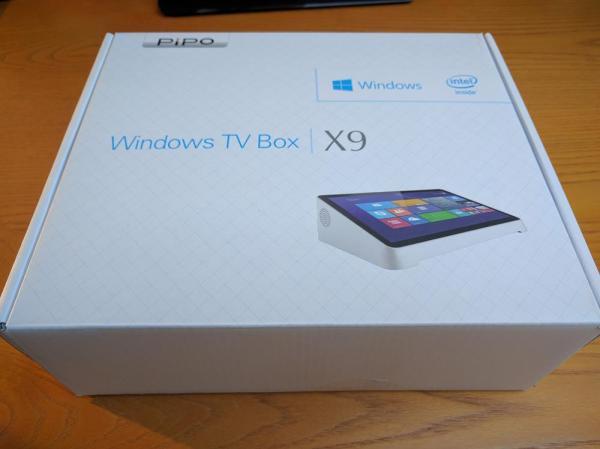 Pipo X9 Smart TV Box Mini PC Windows 10
