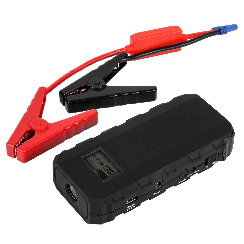 Jump Starter Batería Arrancador de Coche