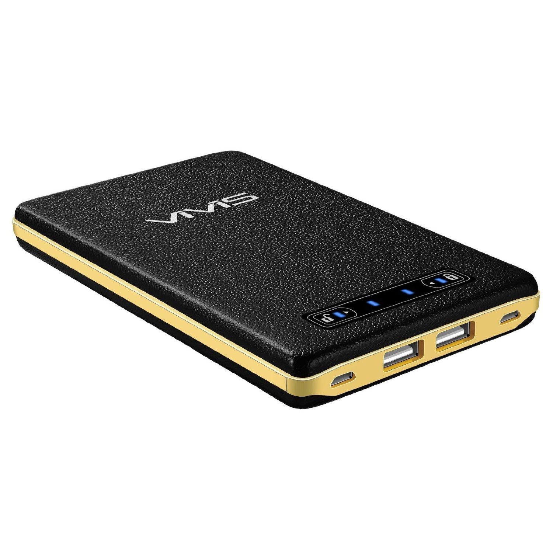 VIVIS 20000mAh Batería Externa Portátil