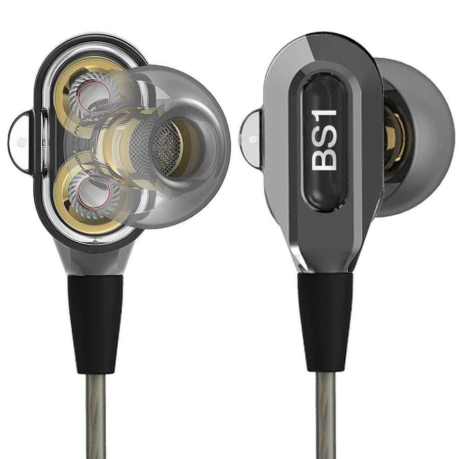 Actionpie BS1, auriculares con doble bomba de sonido