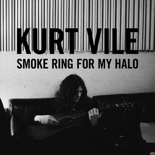 Kurt Vile Smoke - Ring For My Halo Album Cover