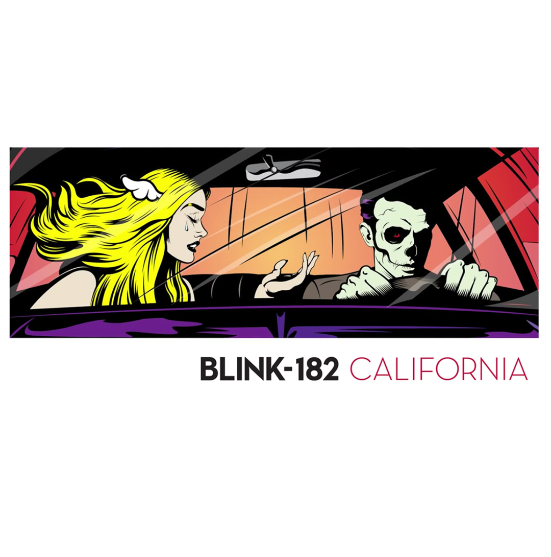 California – blink-182