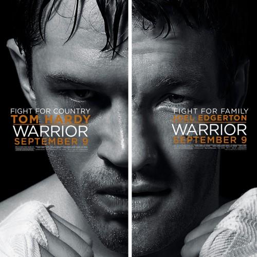 Warrior Poster