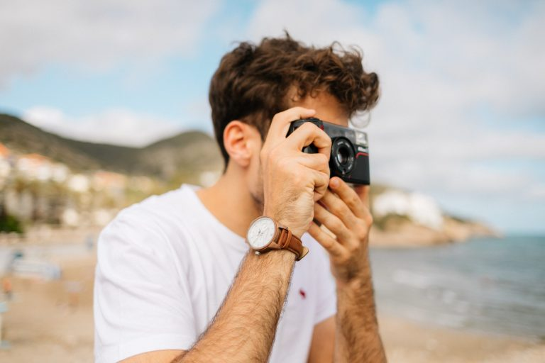 Image of a photographing.
