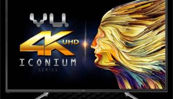 VU unveils the new Iconium Series with 4K UHD SMART LED