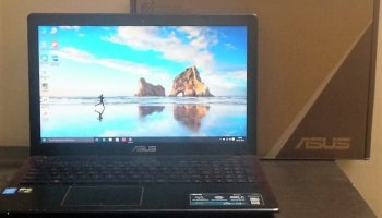 Asus R510J Gaming Laptop Review