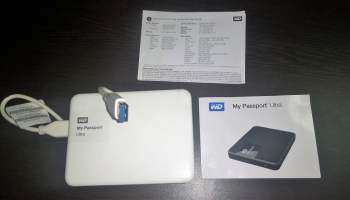 WD My Passport Ultra 2TB Review