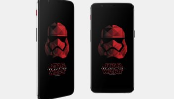 OnePlus 5T Star Wars Edition Launched