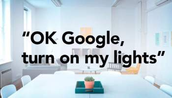 Google Home - Turn on Light