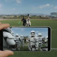 Google Launches Star Wars and Stranger Things AR Stickers for Pixel 2