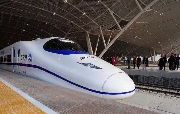 ผู้ว่าฯ เชียงใหม่ยืนยัน รถไฟความเร็วสูงสายแรกไทย กรุงเทพฯ –เชียงใหม่  เสร็จทัน ปี 2560