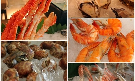 สัมผัสความอร่อยอาหารทะเลสดๆ กับ บุฟเฟ่ต์อาหารกลางวัน @Dusit D2 เชียงใหม่