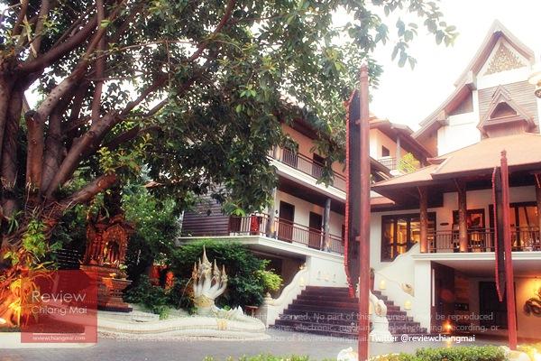 โรงแรม เดอ นาคา : สถาปัตยกรรมความงามอันลงตัว