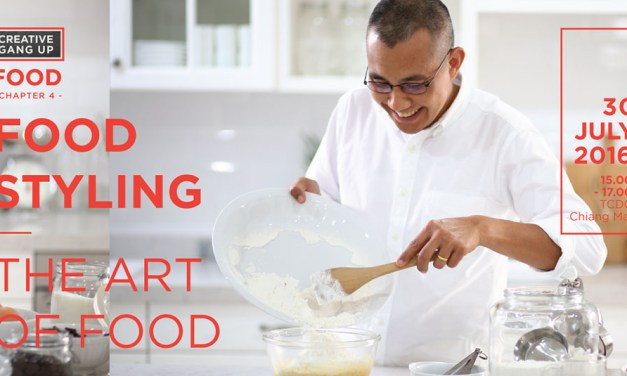 Chapter 4 – Food Styling: The Art of Food