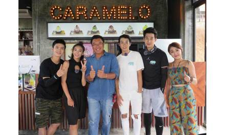 รายการ Let's go จากประเทศจีน ยกกองมาถ่ายทำที่Grand can yon เชียงใหม่