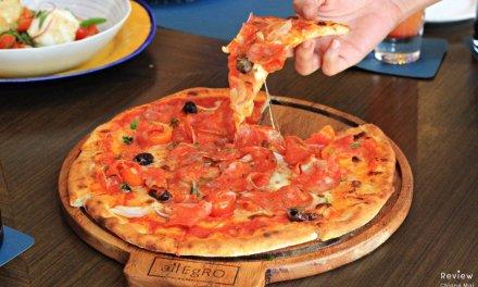 แนะนำร้านอาหารอิตาเลี่ยนต้นตำรับที่ Allegro Italian Restaurant by Dhara Dhevi