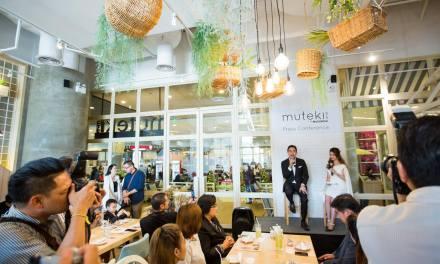 แถลงข่าวเปิดร้าน muteki by MUGENDAI (มูเทกิ บาย มูเกนได)