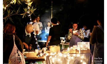 งาน Backyard Party'Chill Out with live Music, Craft Beer and Good vibes @ bordoi Cafe