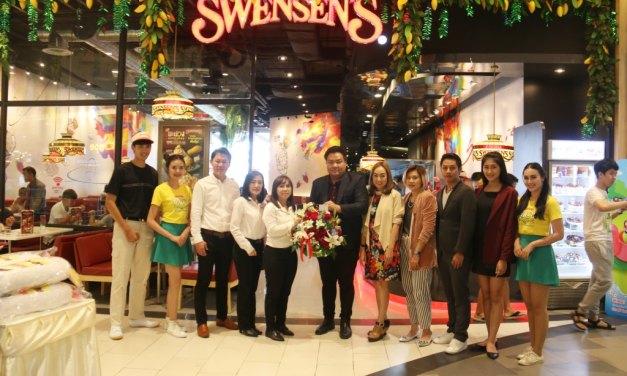 เปิดแล้วอย่างเป็นทางการ สำหรับร้าน Swensen สาขา เมญ่า