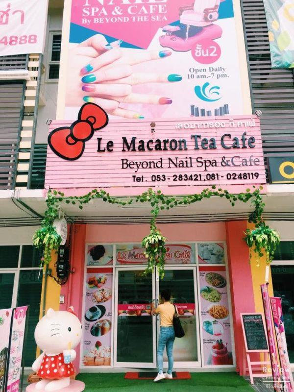 Beyond Nail Spa & Cafe