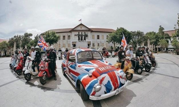 ? Bell's Whisky Presents  Be Real : Chiang Mai Festival งานรวมคนจริง สนุกมันส์ลงลึกถึงแก่นความเท่สไตล์อังกฤษ