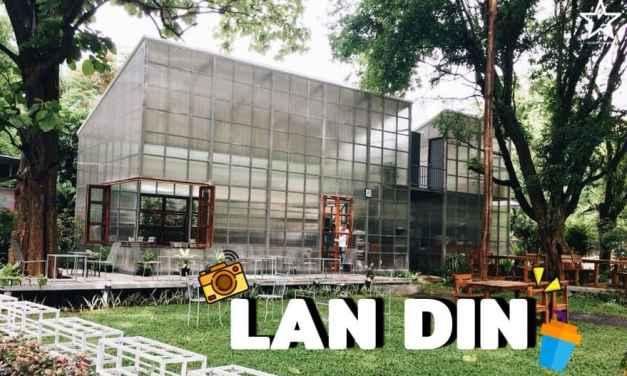 วันหยุดสุดฟิน!! วาร์ปไปเช็คอิน! ที่ LAN DIN – ร้านกาแฟเชียงใหม่