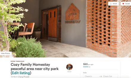 สรุปผลการดำเนินงานและปัญหาในการทำ Gomew Homestay on Airbnb ครบหกเดือน