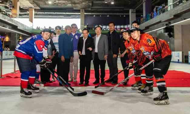 """""""Chiangmai Ice Hockey Challenge Cup 2018"""""""