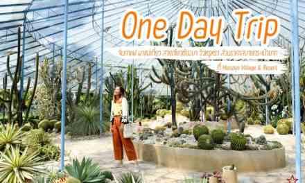 One Day Trip จิบกาแฟ พาแม่เที่ยว สายเขียวต้องมา วิวหรูหรา ราคาสบายกระเป๋า~~ ที่ Horizon Village & Resort (สวนพฤกษศาสตร์ทวีชล)
