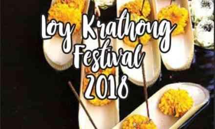 Tiger Kingdom Chiang Mai ร่วมอนุรักษ์วัฒนธรรมเทศกาลลอยกระทง