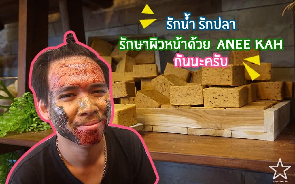 """""""อะนีฆา"""" ผลิตภัณฑ์ มาส์กหน้าออร์แกนิคสัญชาติไทย"""