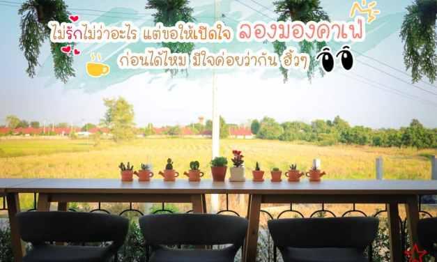 LongMong Cafe'  ลองมอง คาเฟ่ เชียงใหม่