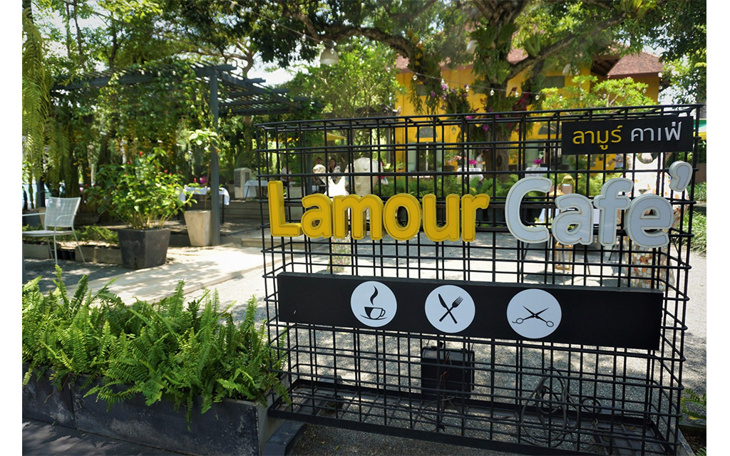 """Lamour Café Chiangmai"" ความสุขที่เต็มเปี่ยม พร้อมส่งต่อให้ทุกคนเสมอ"