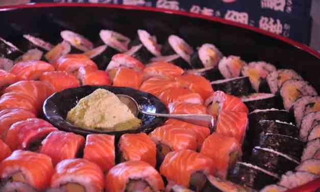 KINKAKU BUFFET ร้านอาหารญี่ปุ่นเปิดใหม่ รสชาติดีพรีเมี่ยมแบบจุกๆ