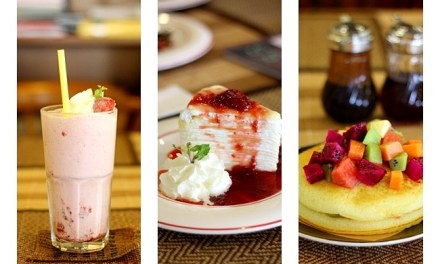 """พาไปชิมร้าน """"Cafe de Thaan Aoan"""" ร้านอาหารสีน้ำตาลอ่อนกลางใจเวียง"""