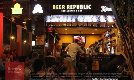Beer Republic เปิดชั้นสอง พร้อมรองรับลูกค้าอย่างเต็มอัตราศึก