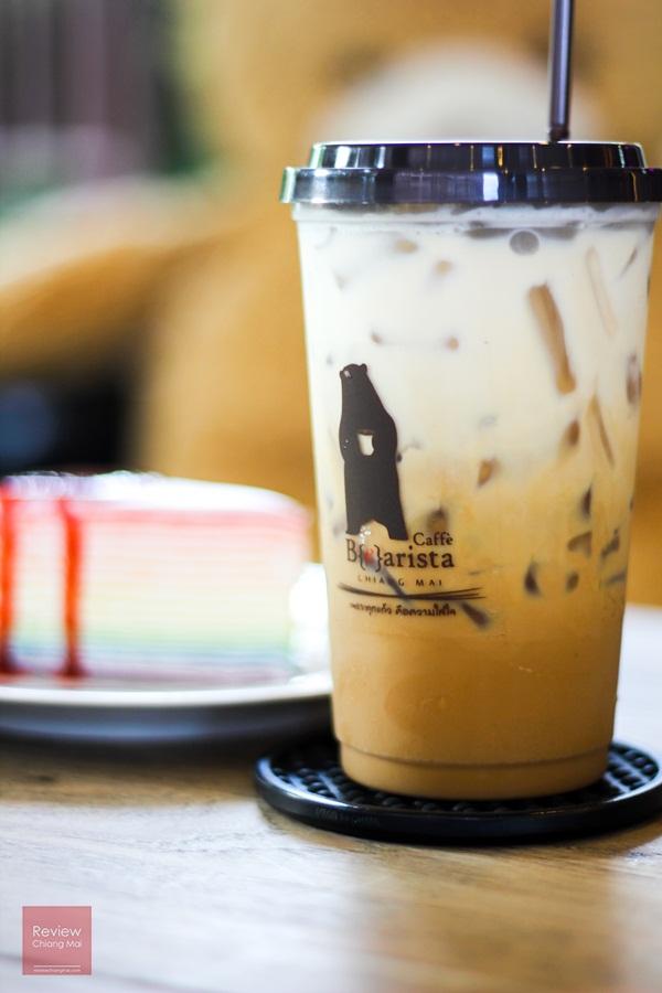 Caffe Bearista ร้านกาแฟเชียงใหม่