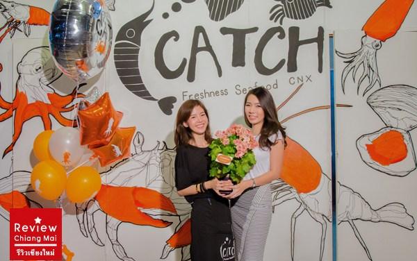 เปิดแล้ววันนี้อาหารทะเลแนวใหม่สไตล์อเมริกันที่ร้าน CATCH freshness seafood cnx