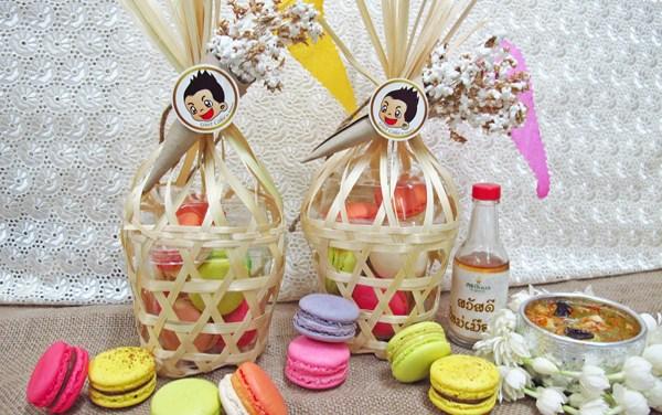 กัสท์เค้ก บาย ศิริปันนา จัดของขวัญสวัสดีปีใหม่แบบไทย
