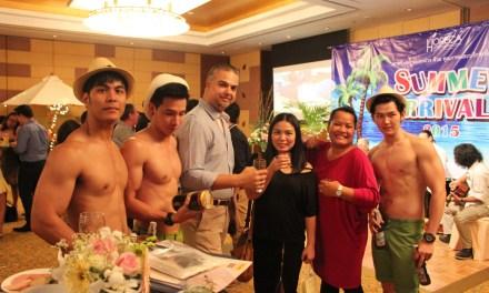 """Horeca Chiangmai 2015 Summer Arrivals"""