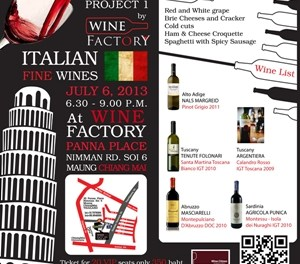 Wine Club Project 1 by Wine Factory