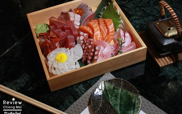 ลิ้มลองอาหารญี่ปุ่นชั้นเลิศที่ดาราเทวี เชียงใหม่ ทั้งในรูปแบบอาหารสั่งตามเมนู เเละเเบบบุฟเฟ่ต์