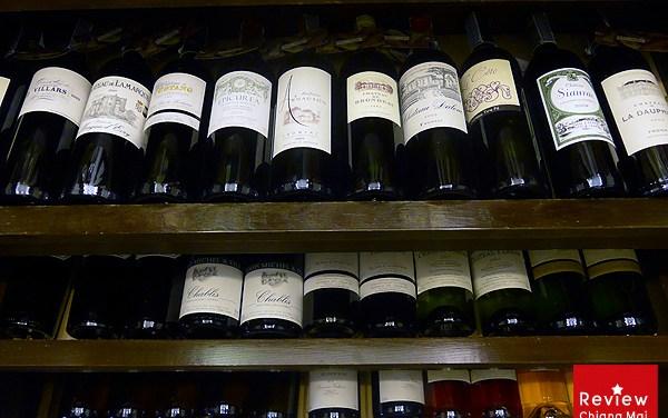 ไวน์แกลลอรี่เชียงใหม่ คนรักไวน์ไม่ไปไม่ได้แล้ว