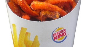 BURGER KING: New Curly Fries
