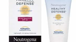Neutrogena Healthy Defense Daily Moisturizer with Helioplex